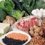 Alimentos que mejoran la circulacion