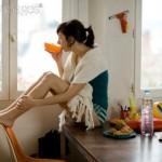 Dieta contra várices