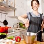 Como cocinar con menos grasa