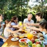 Alimentacion sana para toda la familia