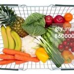 Agregue Frutas y Verduras a su dieta