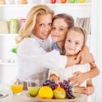 Alimentación nutritiva para niños