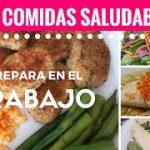4 Comidas Saludables Rápidas para el TRABAJO – Las Recetas de Laura ❤ Recetas de Comida Saludable