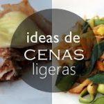 Ideas de cenas sanas y fáciles bajas en carbohidratos