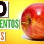 50 ALIMENTOS SANOS Y DELICIOSOS PARA PERDER PESO 🍊🍐🍋