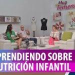 Aprendiendo Sobre Nutrición Infantil