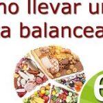 Como llevar una dieta balanceada?