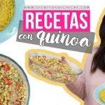 Recetas fáciles y saludables con quinoa