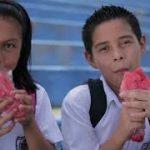 Alimentos sanos, estudiantes más saludables