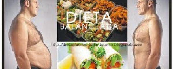 ► Dieta balanceada | La alimentacion con una dieta sana y balanceada ◄