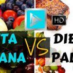 DIETA PALEO vs DIETA VEGANA – ¿QUE ES MEJOR?