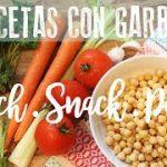 3 Recetas saludables con Garbanzos para Bebes o Toddlers    Ideas de comidas para niños   Mundo Mom