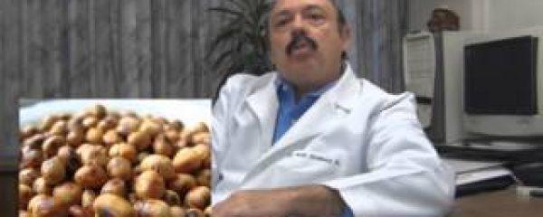 """ContactoTV Dr.Arieh Goldberg """"Los 5 Alimentos Más Sanos"""""""