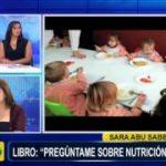 'Pregúntame sobre nutrición infantil': Sara Abu-Sabbah brinda consejos para alimentar a su engreído