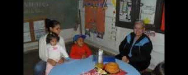 ESC.MIRAFLORES NIVEL INICIAL PROYECTO ALIMENTOS SANOS NUTRITIVOS CHATARRAS Y OCACIONES ESPECIALES