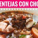 Sopa de LENTEJAS saludable – Las Recetas de Laura ❤ Recetas de Comida Saludable